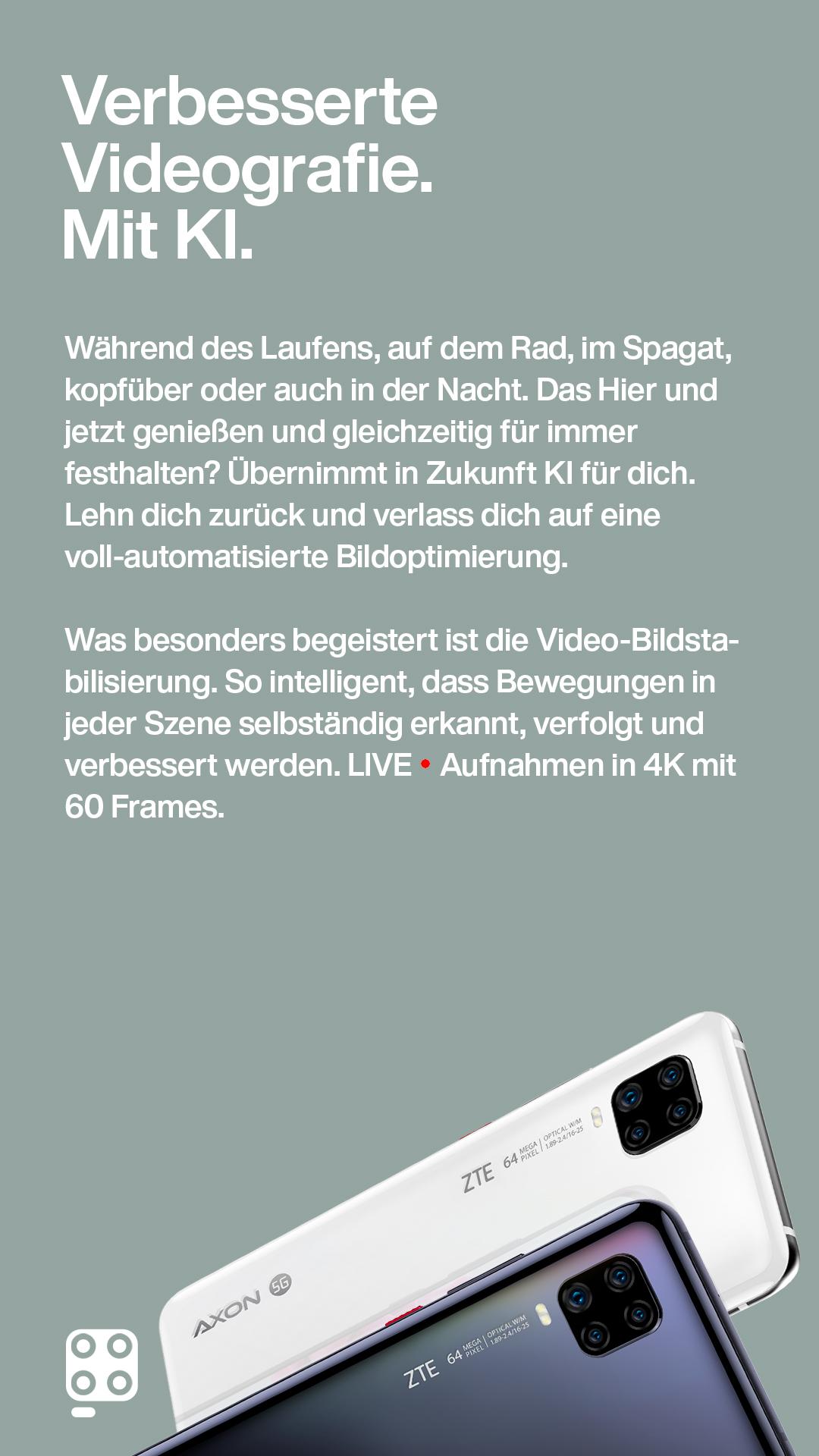 schwarzes und weißes smartphone in perspektive responsiv