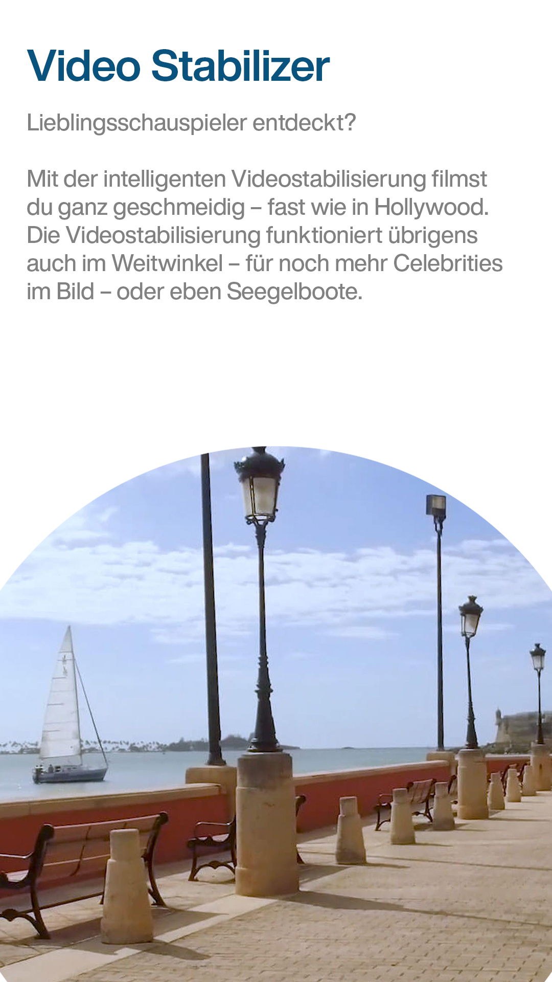 foto von see mit segelboot und brücke responsiv